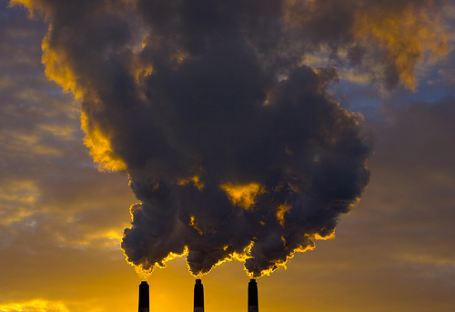 Nova Scotia pollution
