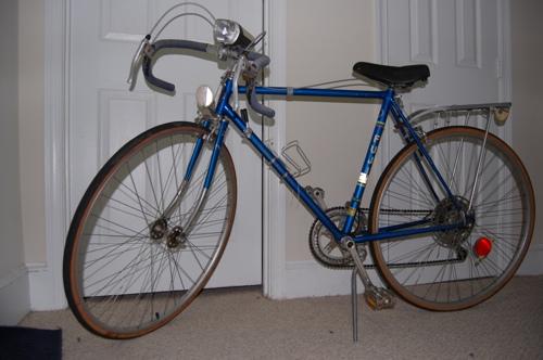 find a bike route
