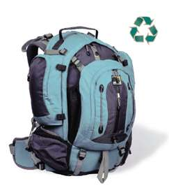 lily recycled backpack by mountainsmith