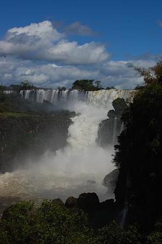 san martin Falls
