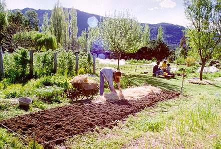 Chacra Millalen Argentina Organic Farm