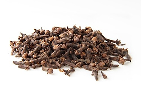 Cloves are good for toothaches by reducing the pain and swelling