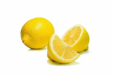 lemons are great for treating headaches