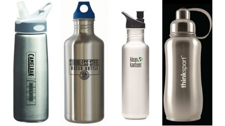 Stainless Steel Water Bottles Smackdown