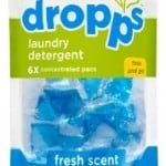 dropps green laundry detergent