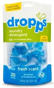 best green laundry detergents