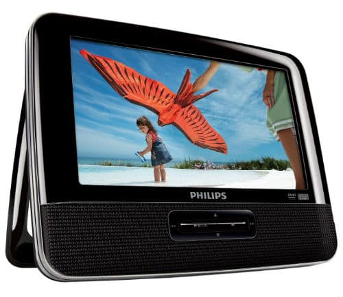 5 Best Portable Dvd Players Review For Travel And Home