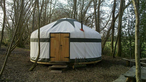 yurt c&ing : long term tent living - memphite.com