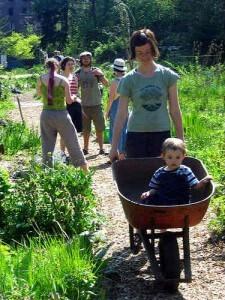 Earth Day Gardening