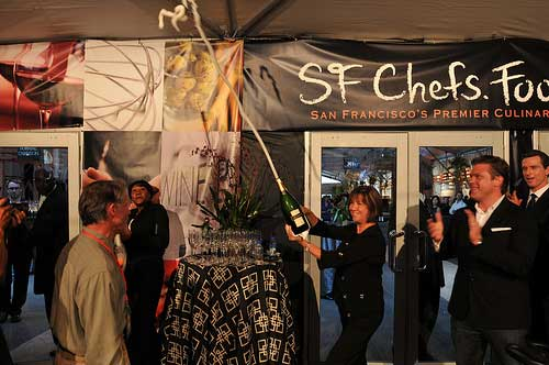 San Fransico Chefs Food and Wine