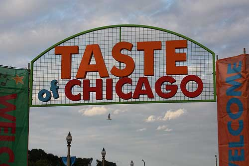 Taste of Chicago Summer Fest