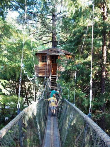 kid-friendly eco-resorts