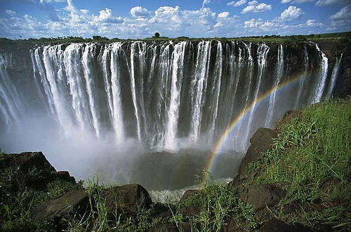 Itinerary for Eastern and Southern Africa