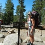 Hiking the John Muir Trail in Yosemite National Park