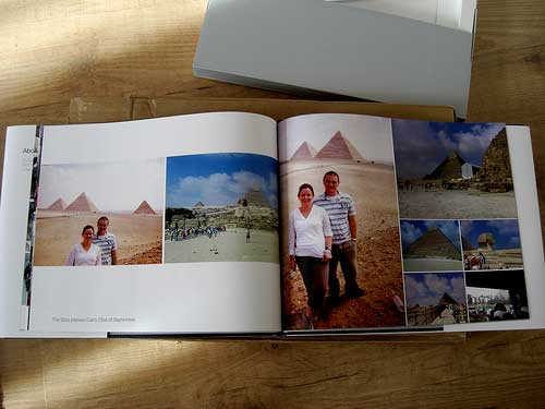 Creative ways to share travel photos