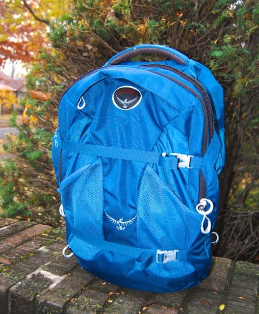 Small Travel Backpack Osprey Farpoint