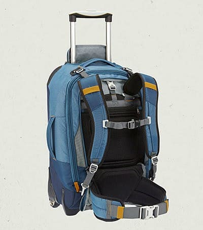 Eagle Creek Flip Switch - lightweight luggage reviews