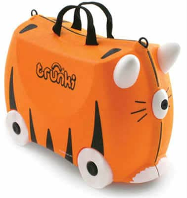 Trunki kid suitcase