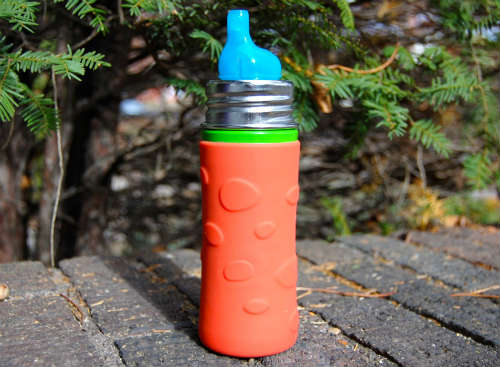 Pura Kiki Stainless Steel Baby Bottle