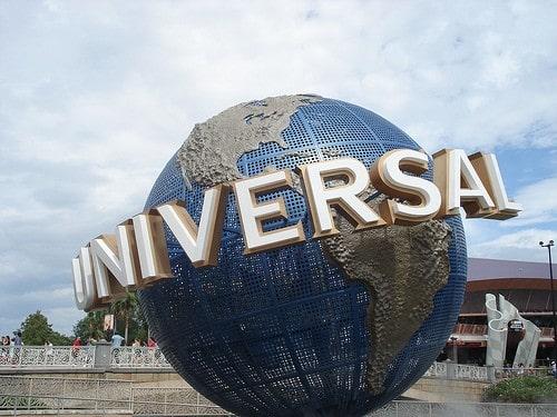 Universal Studio logo