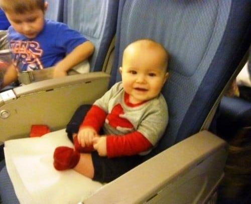 How to Take a Car Seat on a Plane