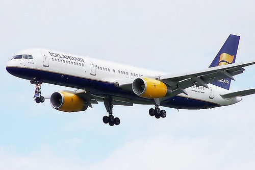 icelandair review
