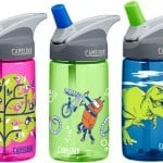 Best Kids Water Bottle Review: BPA-Free CamelBak Eddy