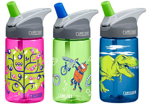 Camelbak Eddy BPA-Free Water Bottle for Kids Review