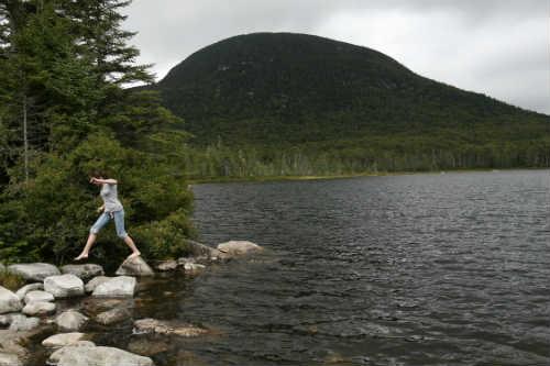 Maine AMC Appalachian Trail lodging