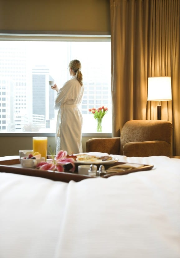 Marriott Hotels Make the Commitment to Go Green