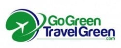 Go Green Travel Green logo