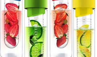 Best Fruit Infused Water Bottles Review