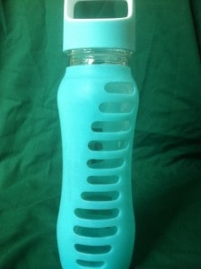 Eco Vessel Surf Recycled Glass Water Bottle