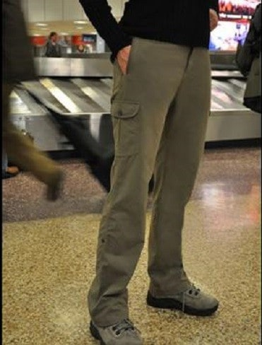 Men's travel Pants
