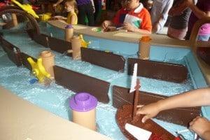 Legoland Chicago pirate