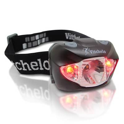 holiday gift guide Vitchelo Headlamp
