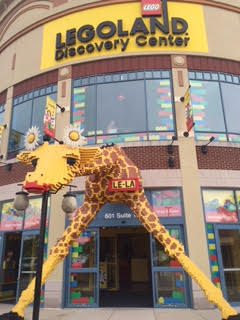 what to do at legoland chicago