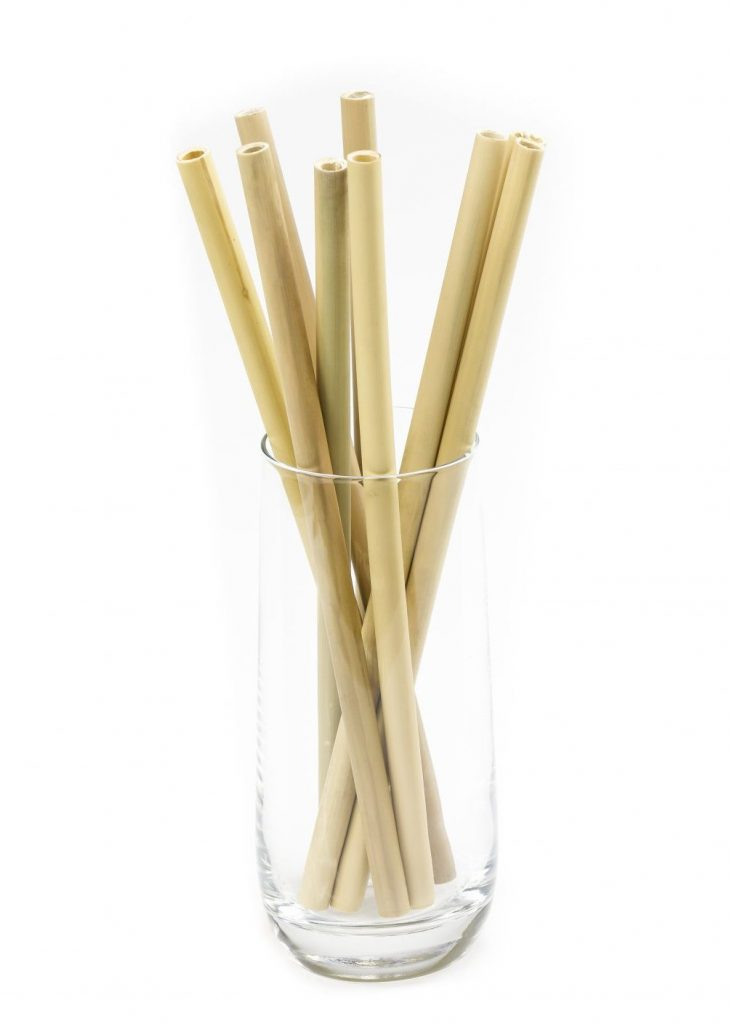 best straws for kids are bamboo straws