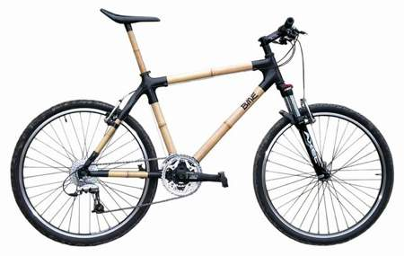 Bamboo Bikes and Bamboo Bicycles
