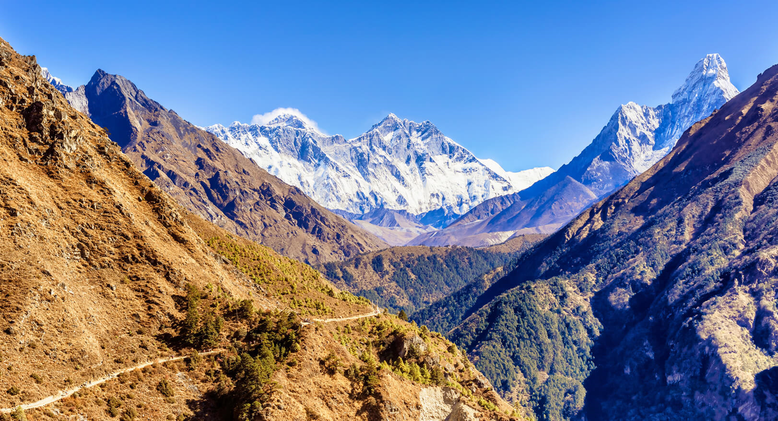 Best Trekking Destination in Nepal Everest Base Camp Trek