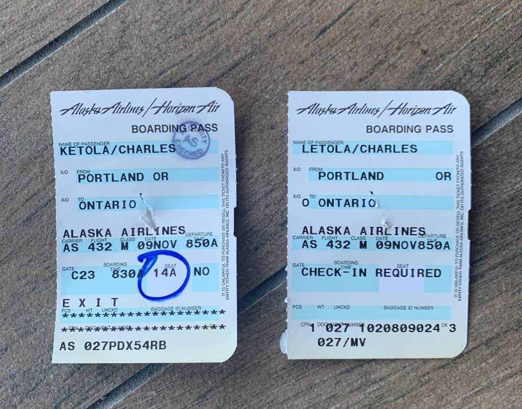 Change Your Name on an Airline Ticket Lessons Learned