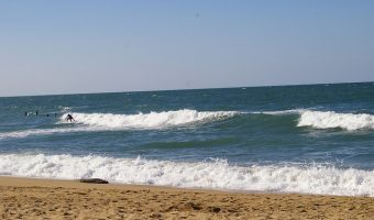 Great Surfing Beaches Within Reach of Malaga