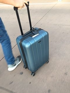 Light Suitcase