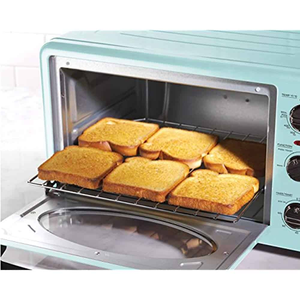 Best toaster oven reviews Retro 12-Slice Convection Toaster Oven