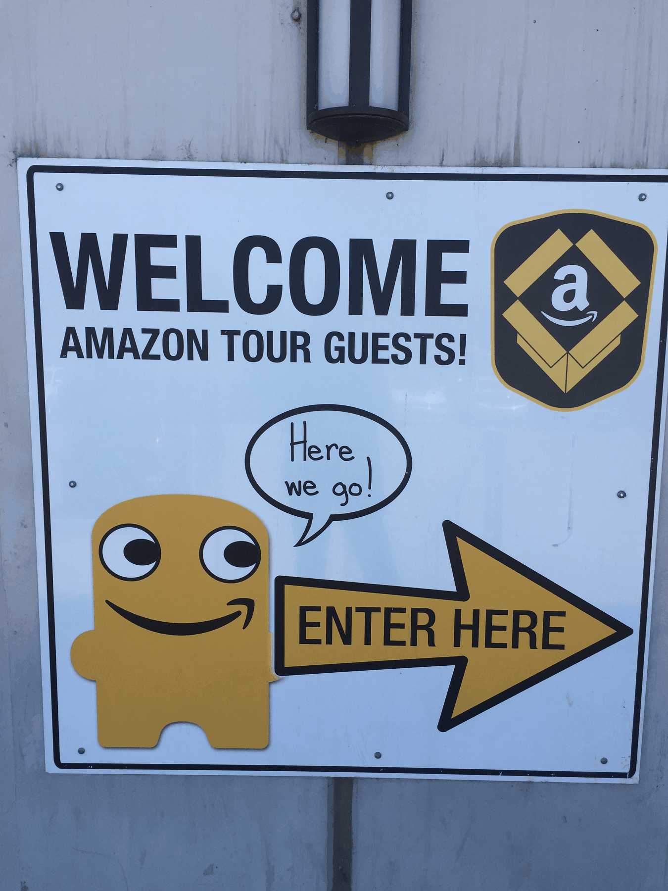 Tour Amazon Fulfillment Center Free Warehouse Tour