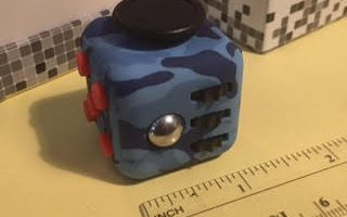 Fidget Cube Review and Fidget Spinner Review ~ Why They're All the Rage
