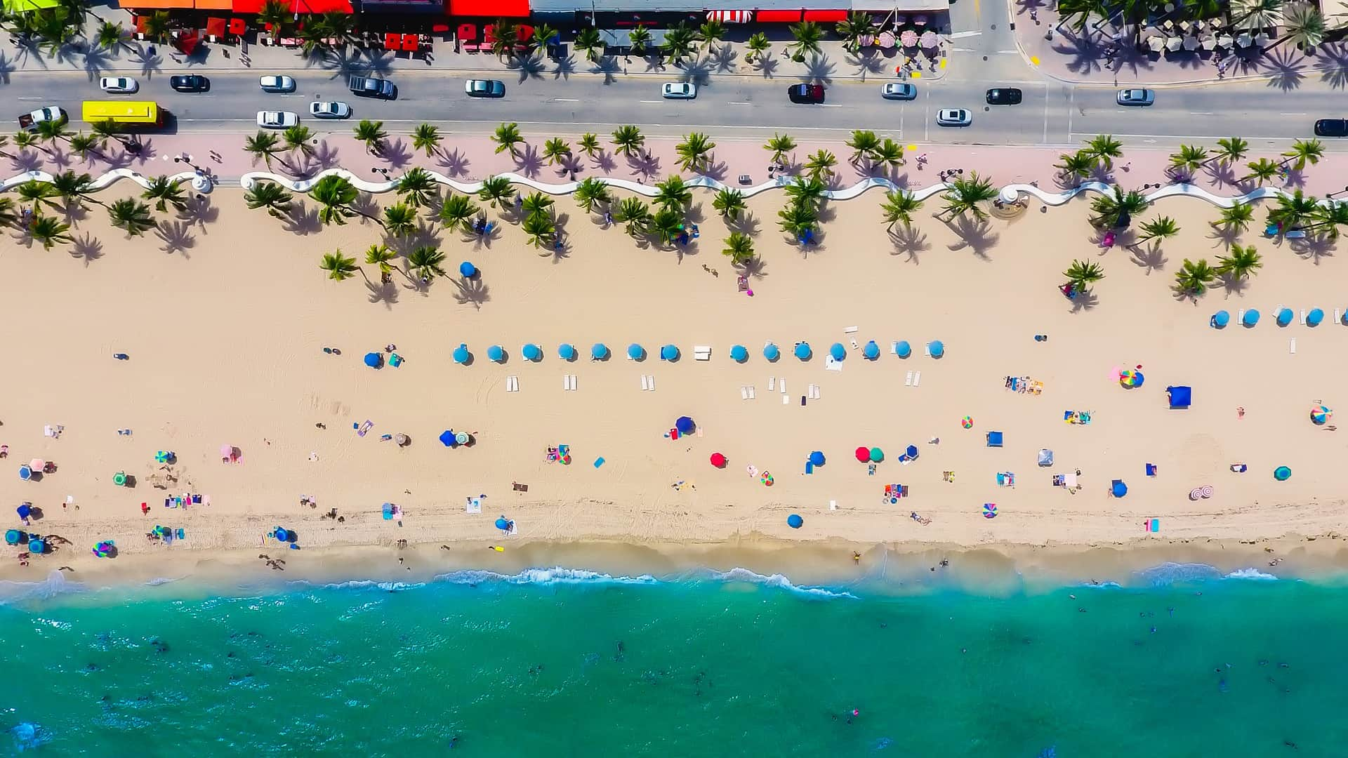 fort lauderdale florida beach America's Favorite Family Destinations in the South