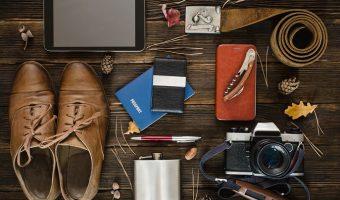 9 Essential Travel Accessories for Men